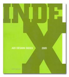 ADI Design Index 2005
