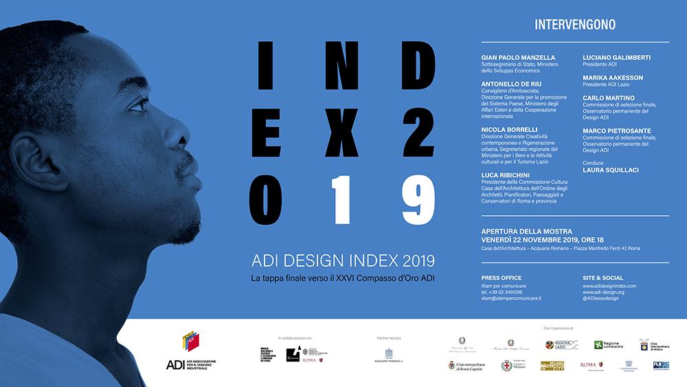 Index 2019 a Roma 2