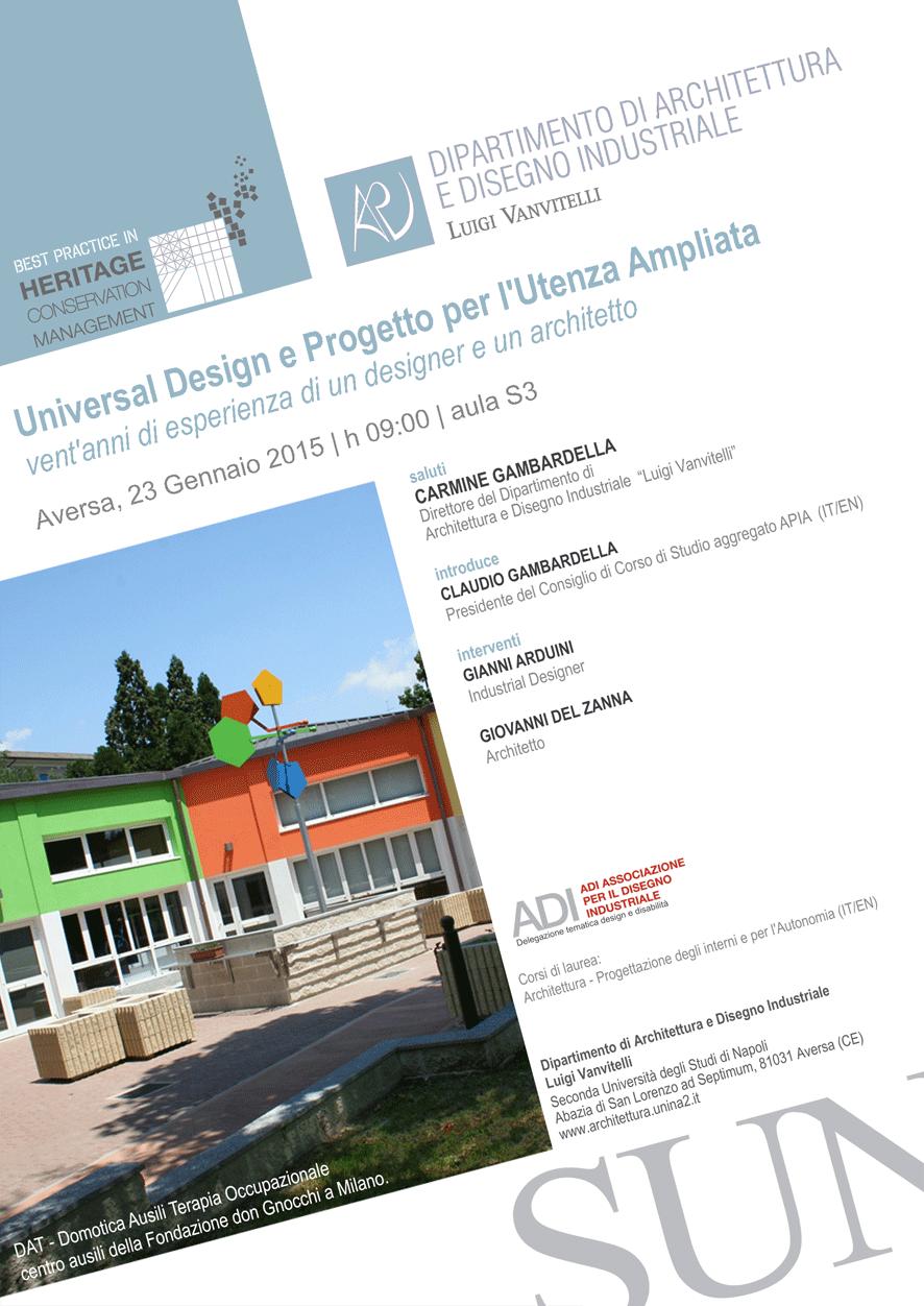 Lavoro Come Architetto Napoli adi - associazione per il disegno industriale